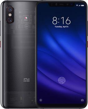 купить Xiaomi Mi 8 Pro 8/128Gb, Transparent Titanium в Кишинёве