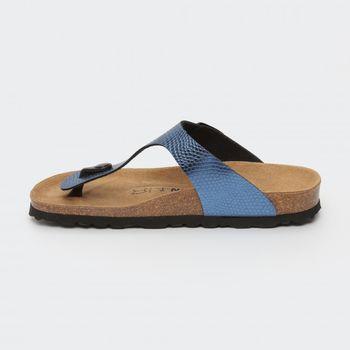 Шлепанцы BAYTON  Синий ba-10252