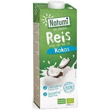 Молоко из риса и кокоса, 1000 мл