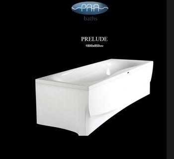 """Ванна PRELUDE - марки P.A.A. """"фабрика ванн"""""""