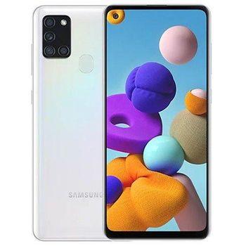 cumpără Samsung Galaxy A21s 2020 3/32Gb Duos (SM-A217), White în Chișinău
