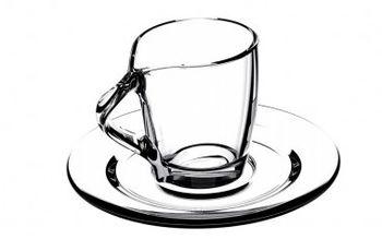 купить Чашки кофейные с блюдцами Toscana, 2персоны в Кишинёве