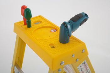 купить Диэлектрическая стремянка (5ст) LDF1005 в Кишинёве