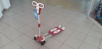Самокат детский 4-х колесный, код 108846