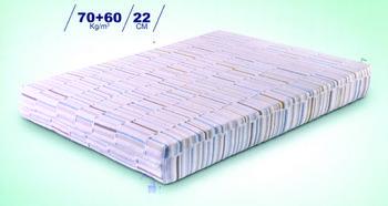 Ортопедический матрас COMFORT LINE FASHION 160x200x22