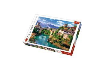 "Puzzle ""500"" ""Podul vechi din Mostar, Bosnia și Herțegovina"", cod 42213"