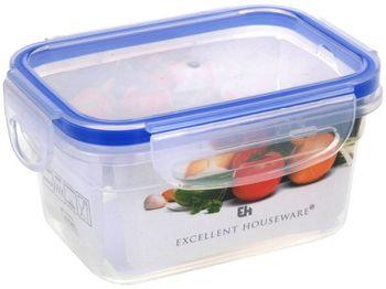 Емкость пищевая пластиковая  430ml, 14X10X7cm