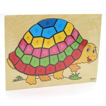 """Пазл в рамке  """"Черепаха"""", код 126674"""