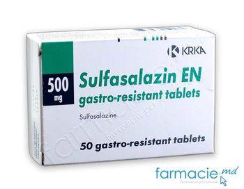 купить Сульфасалазин, табл. 500 мг N50 в Кишинёве
