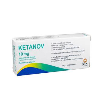cumpără Ketanov 10mg comp. film. N10 în Chișinău