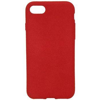 купить Чехол Senno Flex Slim Sand ТПУ  Iphone 7/8 , Red в Кишинёве