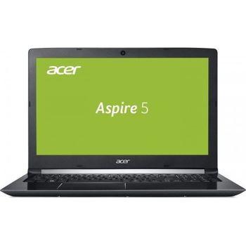 """ACER Aspire A517-51 Obsidian Black (NX.GSXEU.011) 17.3"""" FullHD (Intel® Quad Core™ i5-8250U 1.60-3.40GHz (Kaby Lake R), 12Gb DDR4 RAM, 1.0TB HDD, GeForce® MX150 2Gb DDR5, w/o DVD, WiFi-AC/BT, 4cell, 720P HD Webcam, RUS, Linux, 3.0kg)"""