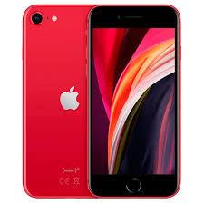 iPhone SE 2020, красный MD 64 ГБ