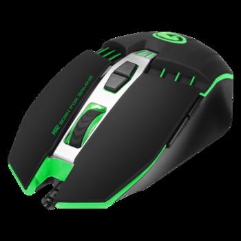 Mouse Marvo M112 Gaming, Black