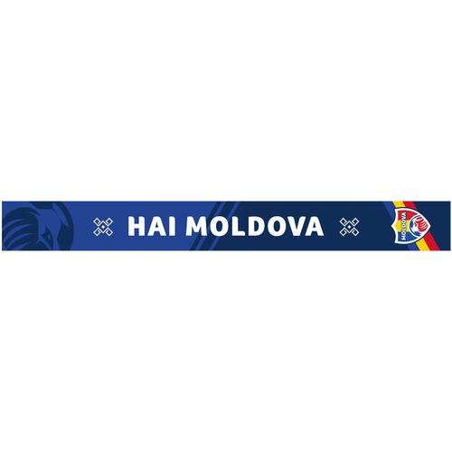 """cumpără Fular """"Hai Moldova"""" - Albastru (Vară) în Chișinău"""