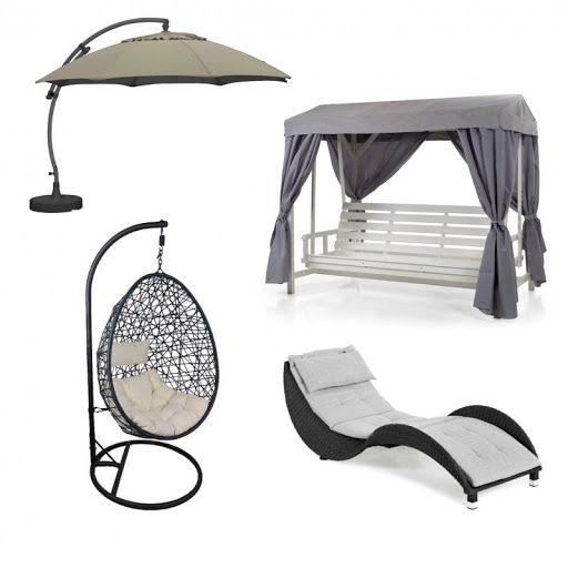 Мебель и тенты для дачи и летних террас