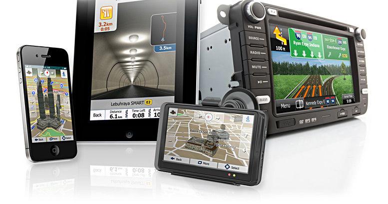 Harti GPS, aplicatii, accesorii