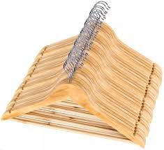Вешалки деревянные