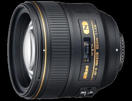 Nikon AF Nikkor 85mm f/1,4G AF-S, FX, filter: 67mm, JAA338DA (Obiectiv Nikon/ обьектив Nikon)