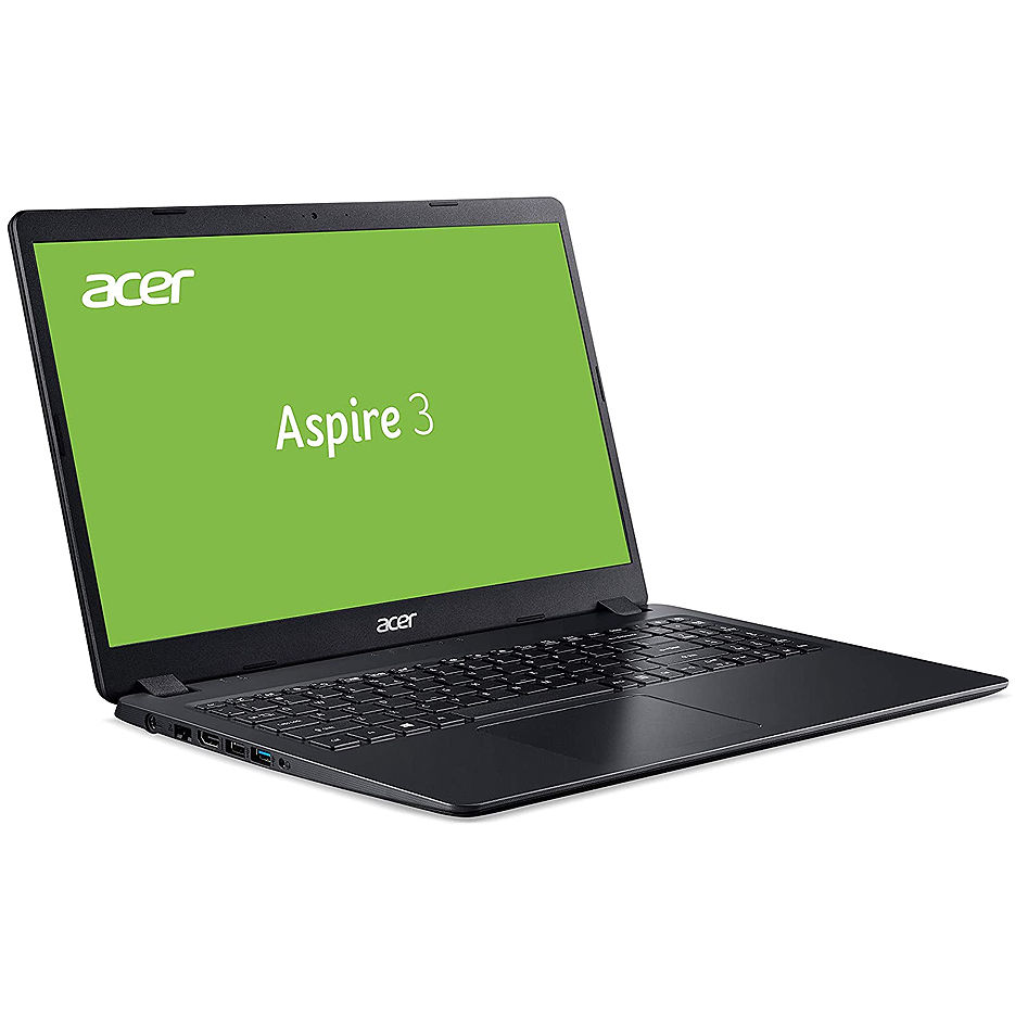 "Ноутбук 15.6"" ACER Aspire 3, Intel Core i5-1035G1 1.0-3.6GHz/8GB DDR4/SSD 256GB/Intel UHD G1/WiFi 802.11AC/BT5.0/USB 3.1/HDMI/HD WebCam/15.6"" FHD LED-backlit Anti-Glare (1920x1080)/Windows 10 (laptop/notebook/ноутбук) NX.A0TAA.005"