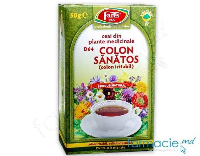 ceaiuri colon iritabil