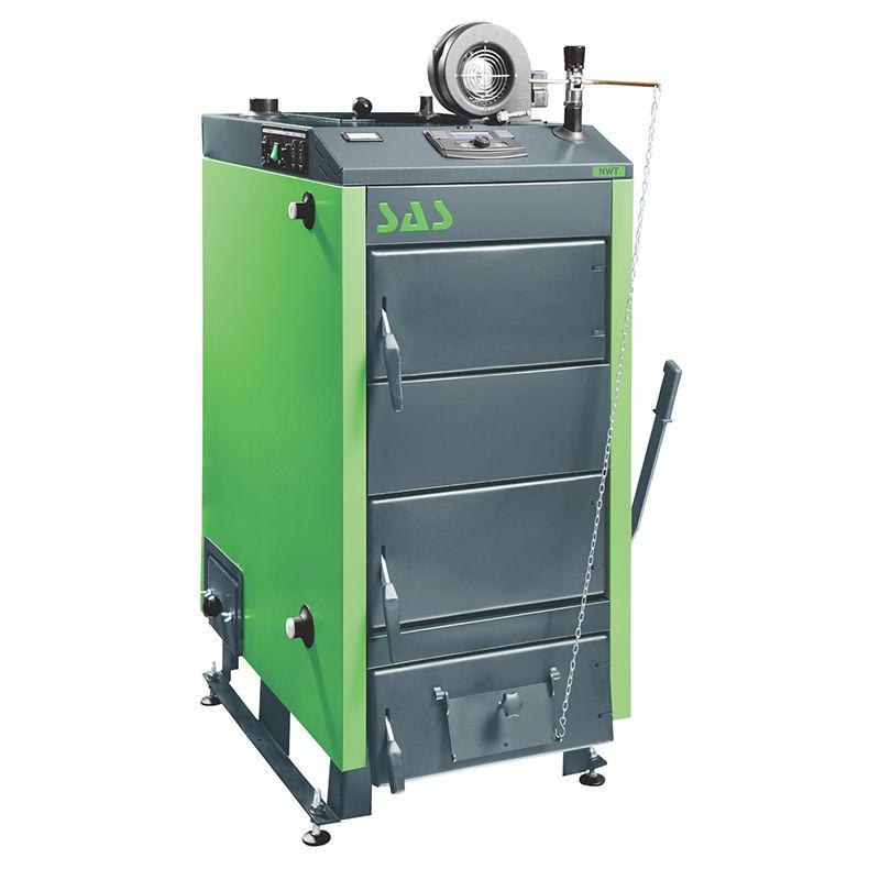 Cazan pe combustibil solid SAS MI 100 kW
