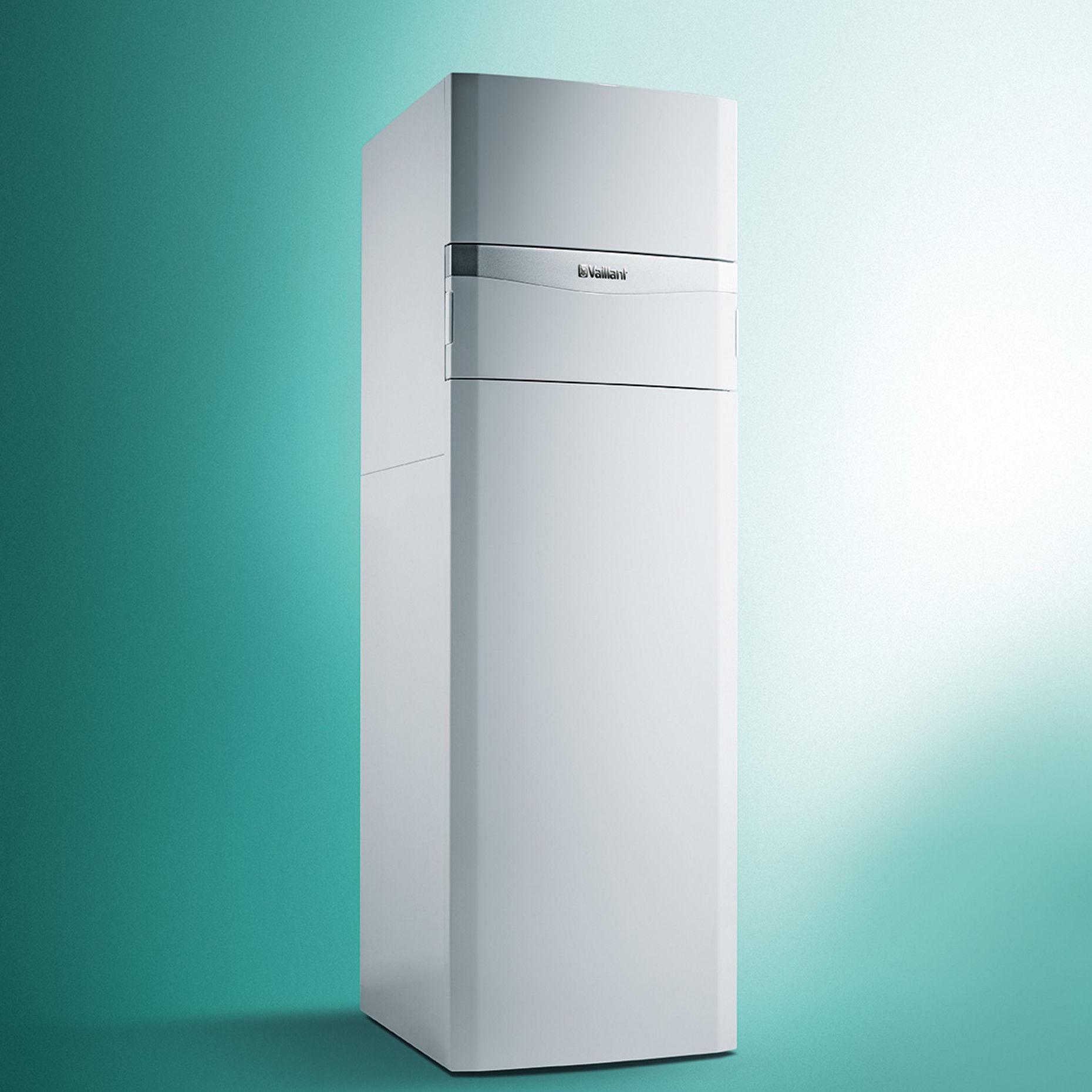 Газовый конденсационный котел VAILLANT EcoCOMPACT VSC 266/4-5 (26 кВт)