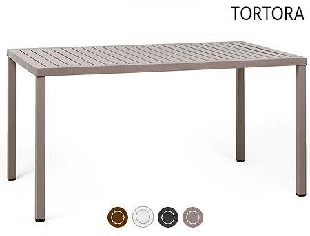 Masa Nardi CUBE 140x80 TORTORA-vern. Tortora 47759.10.000