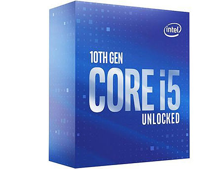 Процессор CPU Intel Core i5-10600K 3.3-4.8GHz Six Cores 12-Threads, (LGA1200, 4.1-4.8Hz, 12MB, Intel UHD Graphics 630) BOX no Cooler, BX8070110600K (procesor/процессор)