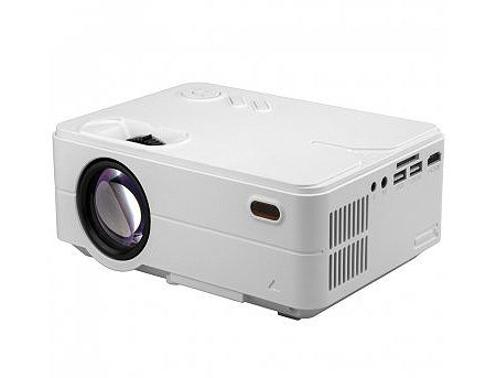 Projector ASIO LED RD813, 1500 lumens, 1500:1, 800 x 480, 720P/1080P, Lamp Life: 50000 hours, Picture size: 0.88m - 3m, Projection Distance: 1.5 - 8 m, Speaker 3W, HDMI/USB/VGA/AV/Audio Out ( proiector / проэктора ) www