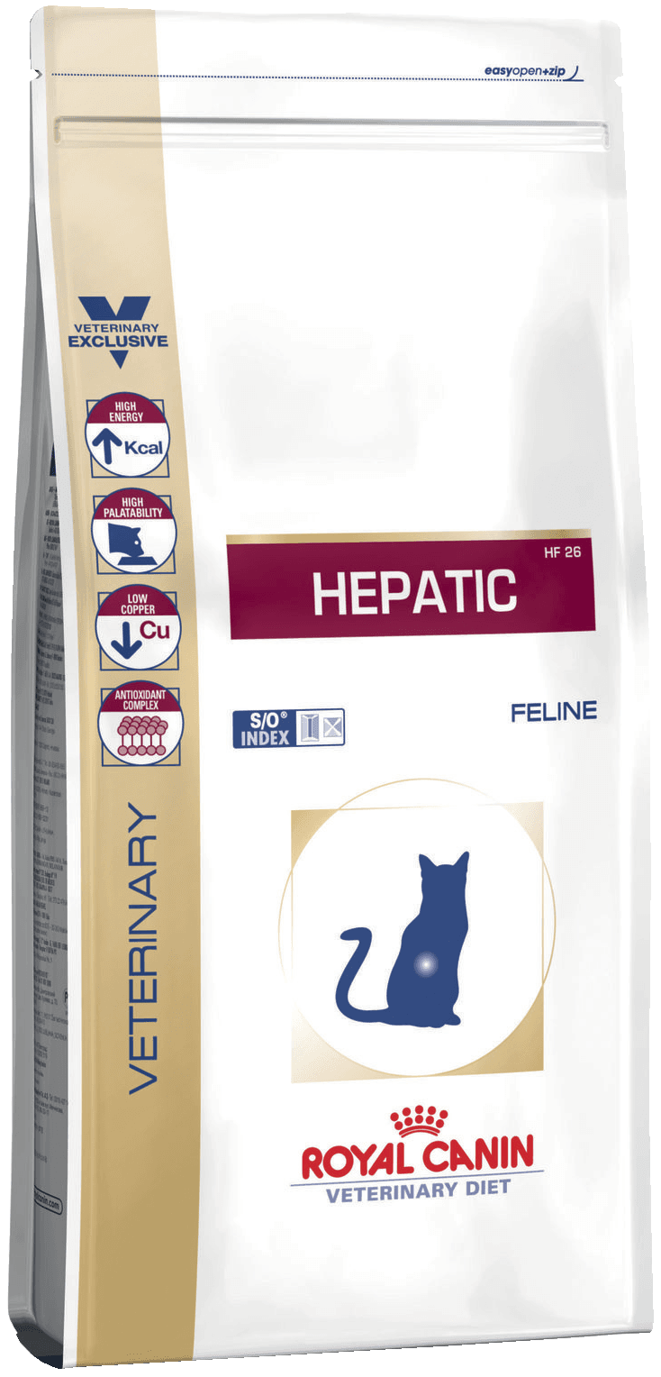 Dieta hepatica royal canin