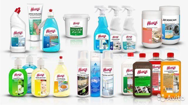 Detergenti si dezinfectanti