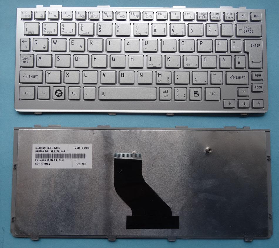 Keyboard Toshiba Satellite Nb200 Nb205 Nb300 Nb305 Nb500 Nb505 W Laptop For U400 U500 U505 Series Portege M800 M900 T130 T135 Frame Eng Silver