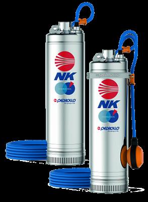 Скважинный глубинный насос многолопастный Pedrollo NKm2/4 1.1 кВт до 80 м