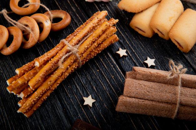Печенья и бублики