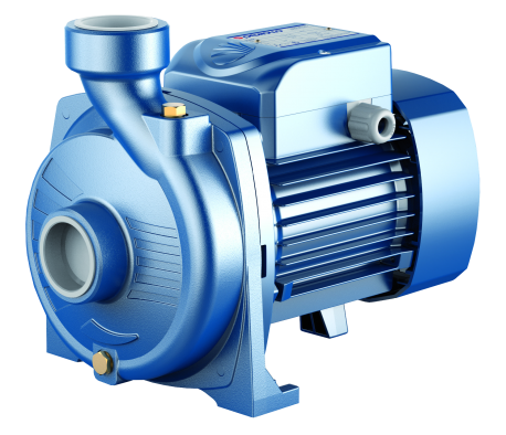 Центробежный насос с рабочим колесом открытого типа  INOX Pedrollo PRO-NGAm1B 0.55 кВт