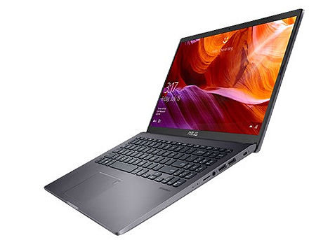 "Ноутбук 15.6"" ASUS VivoBook X509JA Slate Gray, Intel Core i3-1005G1 1.2-3.4GHz/8GB DDR4/SSD 256GB/Intel UHD G1/WiFi 802.11AC/BT4.1/USB Type C/HDMI/HD WebCam/15.6"" FHD LED-backlit Anti-Glare (1920x1080)/Endless OS (laptop/notebook/ноутбук) X509JA-EJ022"