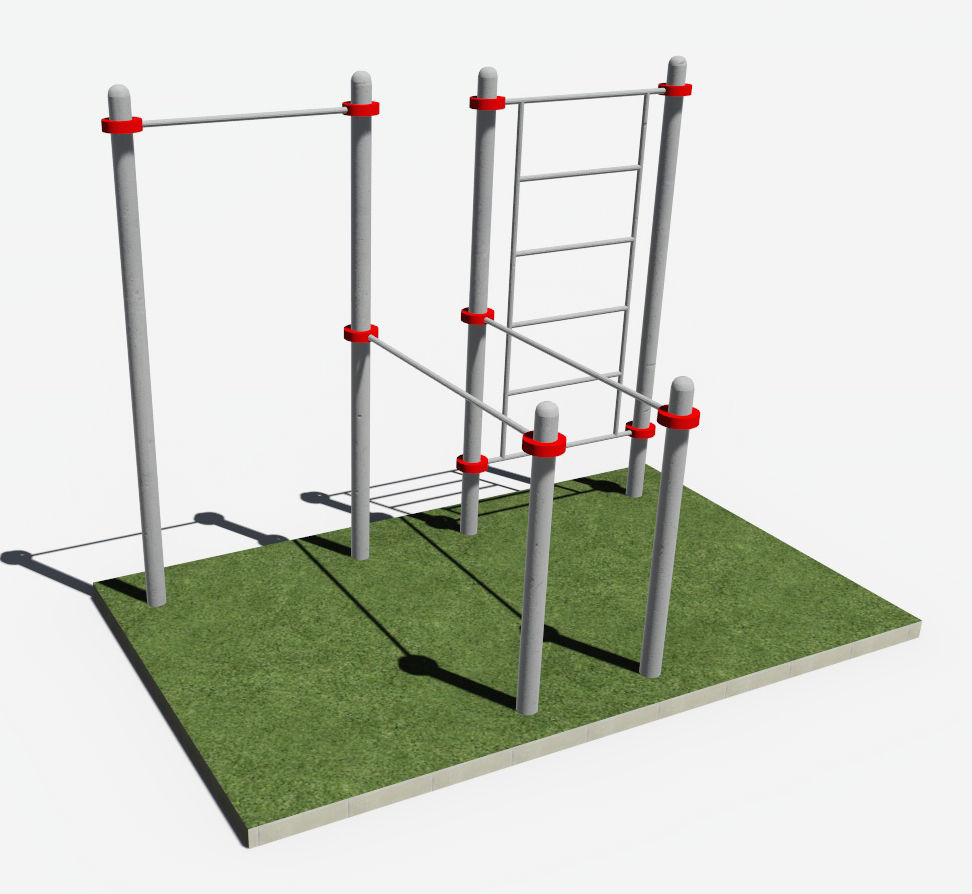 Aparate Fitness Exterior