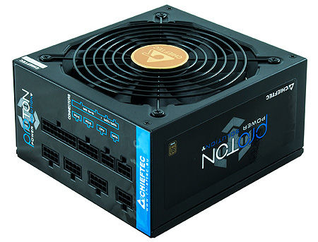 Блок питания 750W ATX Power supply Chieftec Proton BDF-750C, 750W, 140mm silent fan 25~39 dB, 80 Plus, EPS12V, Cable management, Active PFC (Power Factor Correction) (sursa de alimentare/блок питания)