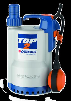 Дренажный электронасос Pedrollo TOP-3  0.55 кВт