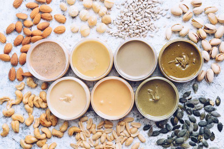 Paste din nuci și semințe