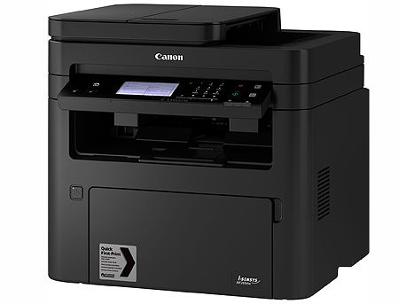 Canon i-Sensys MF269dw Mono Printer/Copier/Color Scanner/Fax, A4, Duplex, Duplexing ADF(50-sheets), WiFi, Network Card, 1200x1200 dpi with IR (600x600dpi), 28 ppm, 256Mb, USB 2.0, Cartridge 051 (1700 pages 5%), no cable USB (imprimanta/принтер MF269dw)