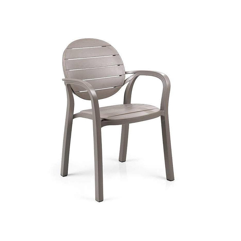 Кресло Nardi PALMA TORTORA-TORTORA 40237.10.010 (Кресло для сада и террасы)