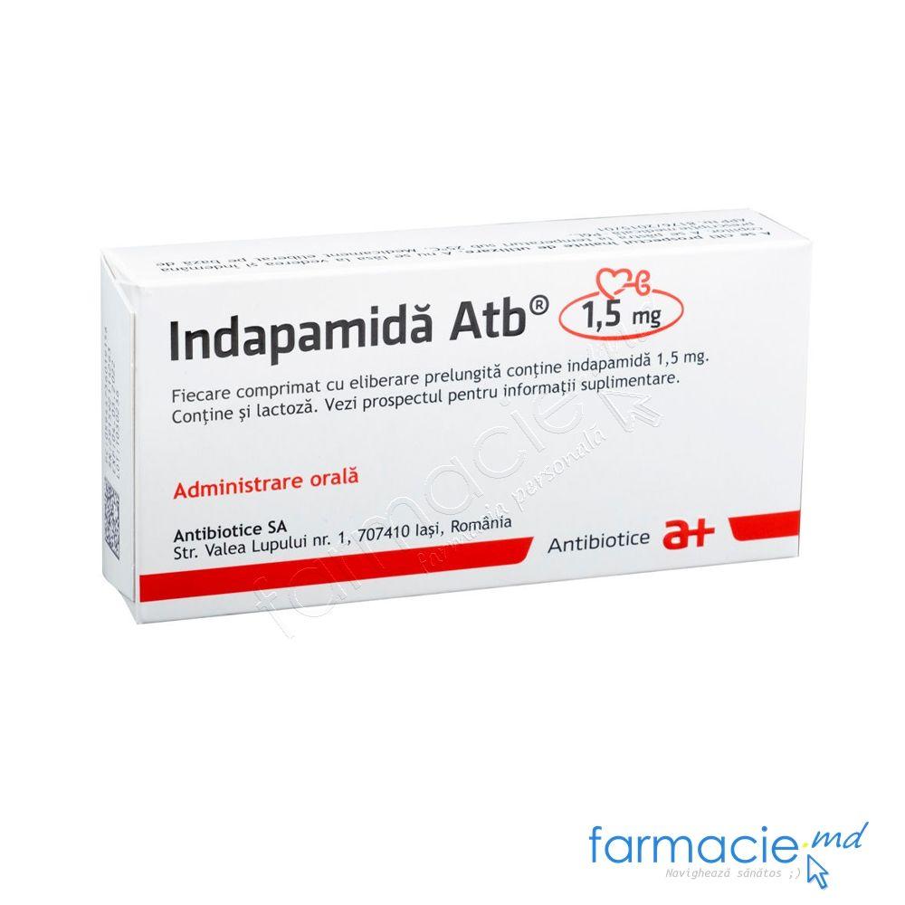 Indapamid 20.20mg comp.film. N20 LPH