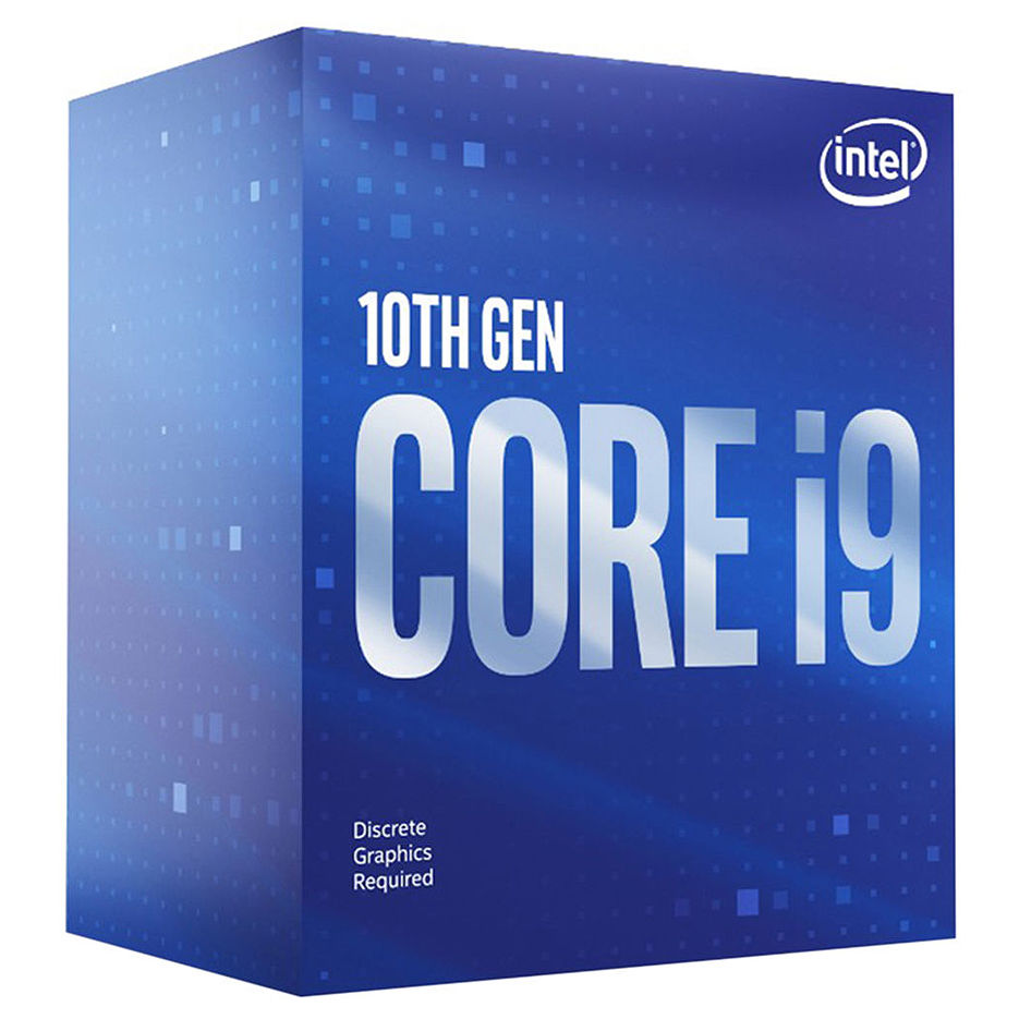 Процессор CPU Intel Core i9-10900F 2.8-5.2GHz 10 Cores 20-Threads, (LGA1200, 2.8-5.2Hz, 20MB, No Integrated Graphics) BOX with Cooler, BX8070110900F (procesor.процессор)
