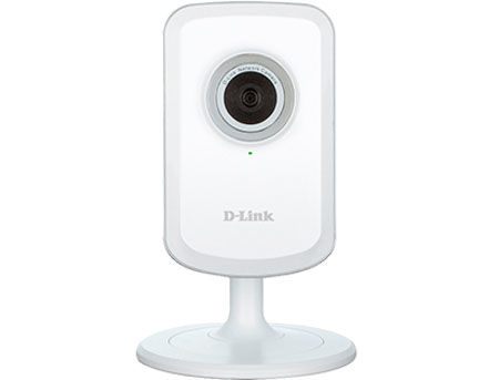 "D-Link DCS-931L/A1B Wireless N H.264 Network Camera, 802.11n, 1/5"" VGA progressive CMOS sensor, Board lens: f=3.15 mm, F2.8, 640x480 up to 30 fps, Sound level detection (IP camera de retea wireless WiFi/беспроводная IP интернет камера WiFi) BKFR"