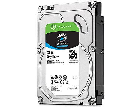 """3.5"""" HDD 3TB Seagate SkyHawk Guardian Surveillance Hard Drive ST3000VX010, 5900rpm, SATA3 6Gb/s, 64MB (hard disk intern HDD/внутрений жесткий диск HDD)"""