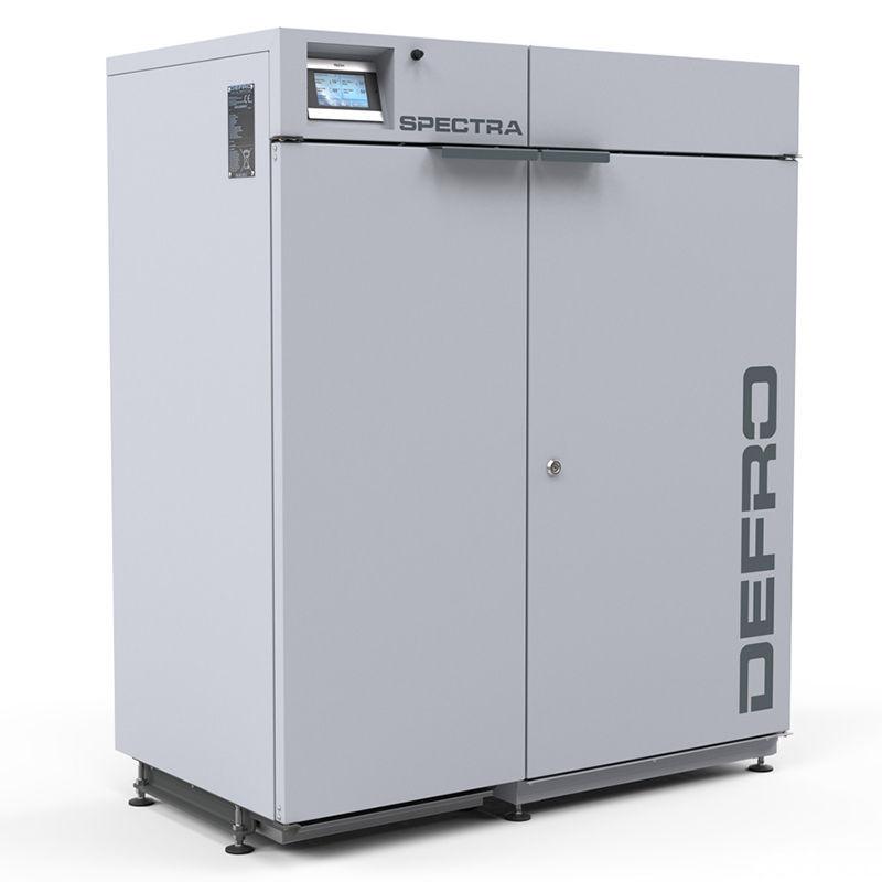 Твердотопливный котёл Defro Spectra 25 кВт