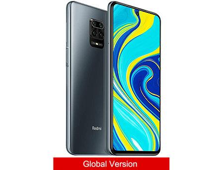 "6.67"" Xiaomi Redmi Note 9S EU 128GB Interstellar Gray 6GB RAM, Snapdragon 720G Octa-core, Adreno 618, DualSIM, 6.67"" 1080x2400 IPS 395 ppi, Quad Camera 48MP&8MP&5MP&2MP, front 16MP, LED flash, 5020mAh,WiFi, BT5.0, LTE, Android 10 (MIUI 11 ) www"