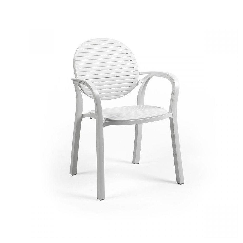 Кресло Nardi GARDENIA BIANCO-BIANCO 40238.00.000 (Кресло для сада и террасы)